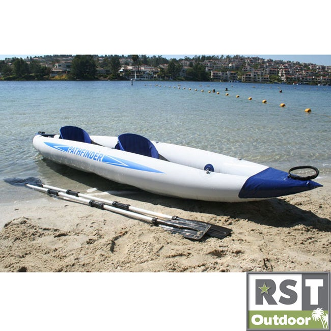 Red Star Marine Pathfinder 2 Person Inflatable Kayak