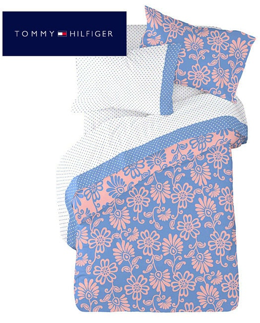 Tommy Hilfiger Delray Beach Campus Kit Bed Set