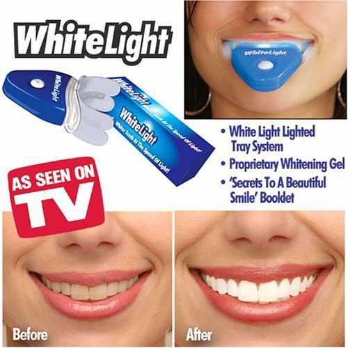 WhiteLight Tooth Whitening System (2 Pack)