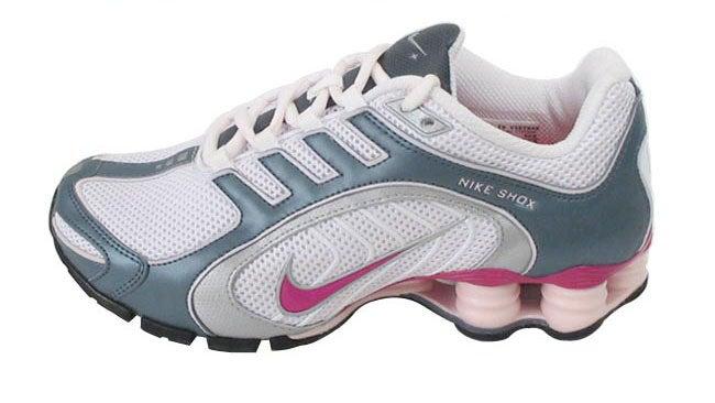 on sale 91f7b 55d0e Shop Nike Shox Navina Women s Running Shoes - Free Shipping Today -  Overstock - 2542515