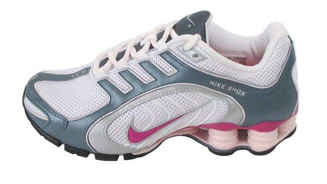 new concept bf89f cd102 ... nike shox navina womens running shoes .
