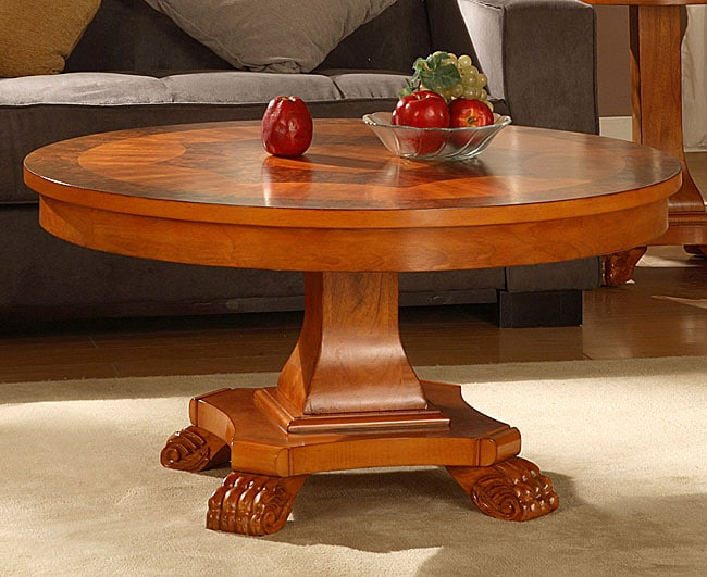claw foot coffee table free shipping today 10762545. Black Bedroom Furniture Sets. Home Design Ideas