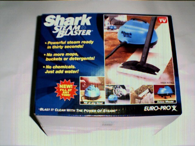 Euro Pro Shark Steam Blaster Steam Cleaner Refurbished
