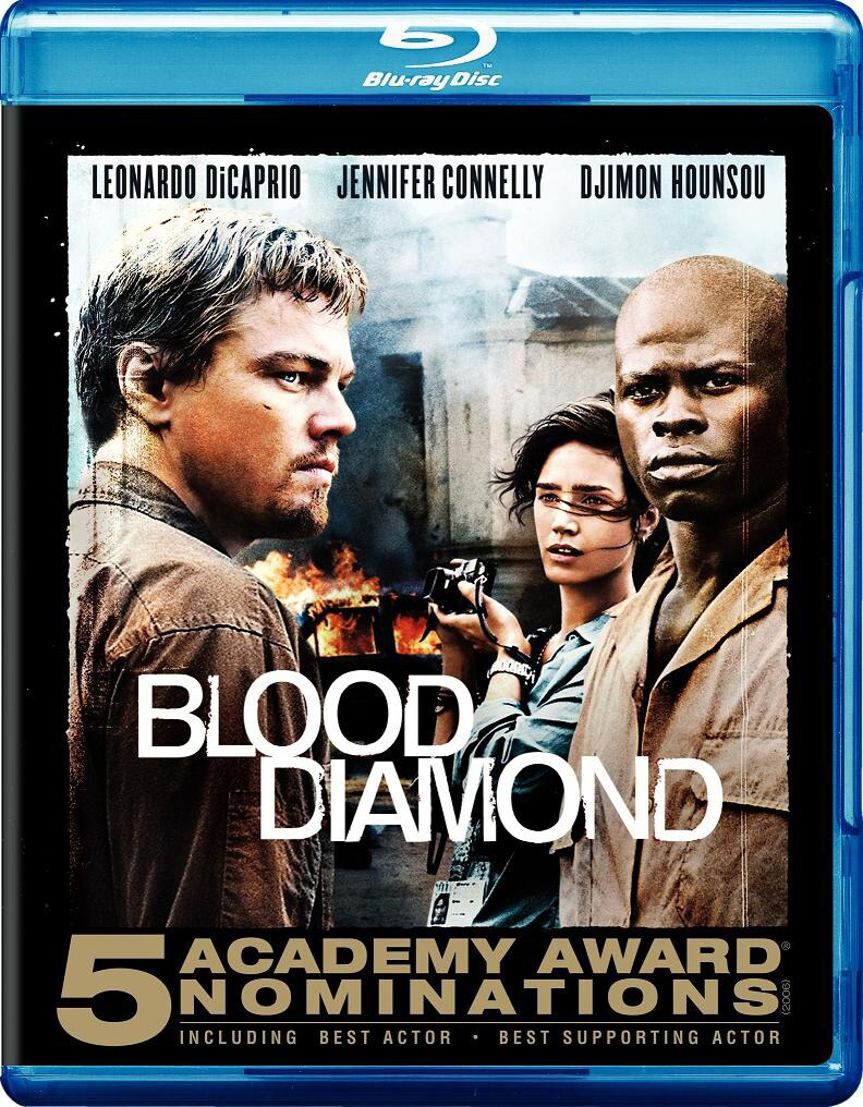Blood Diamond (Blu-ray Disc)