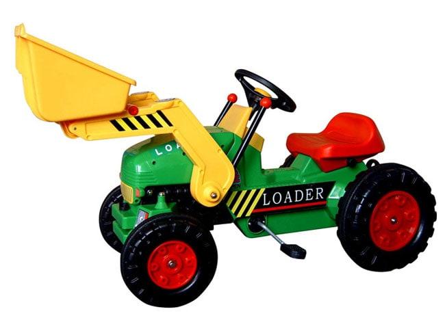 Childrens Ride on Front End Loader