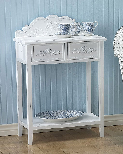 White Decorative Accent Table Free Shipping On Orders