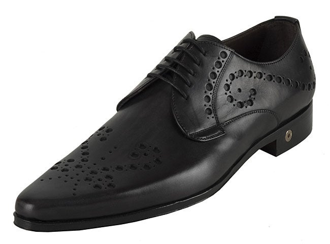 Dolce & Gabbana Leather Lace-up Oxfords