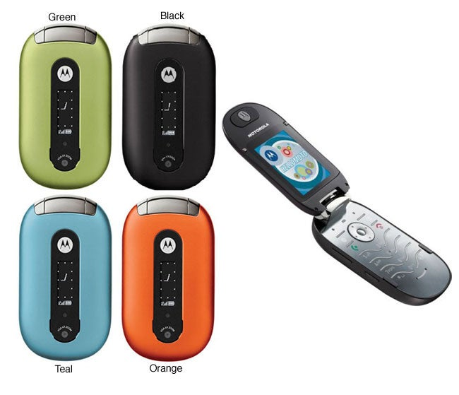 NEW DRIVERS: MOTOROLA PHONE PEBL U6