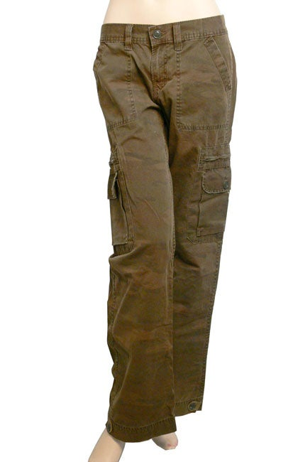 Lucky Brand Jeans Womens Camo Cargo Pants