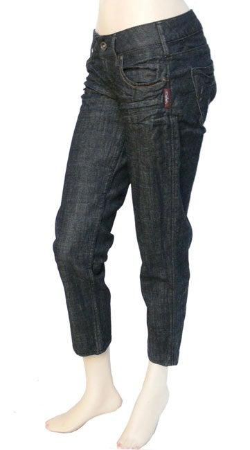 Silver Brand Tyler Junior's Capri Jeans