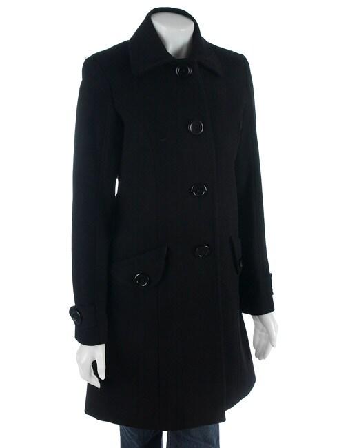 JLo Wool Walking Coat