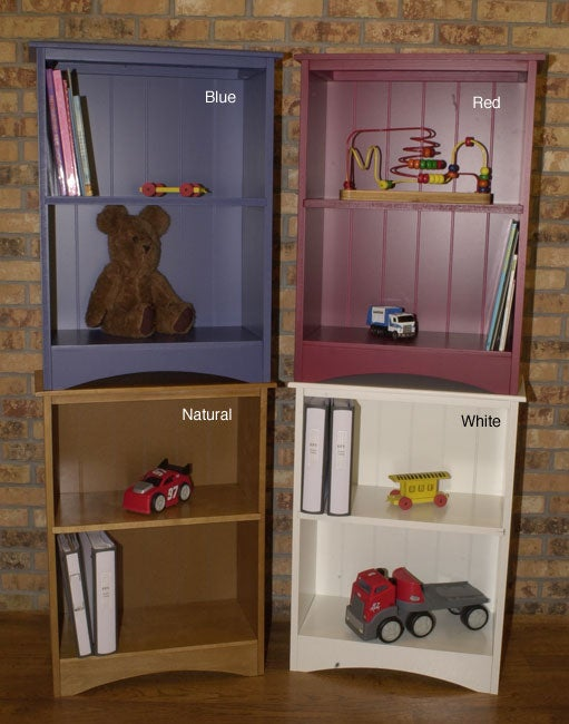 Children S Beadboard Bookcase