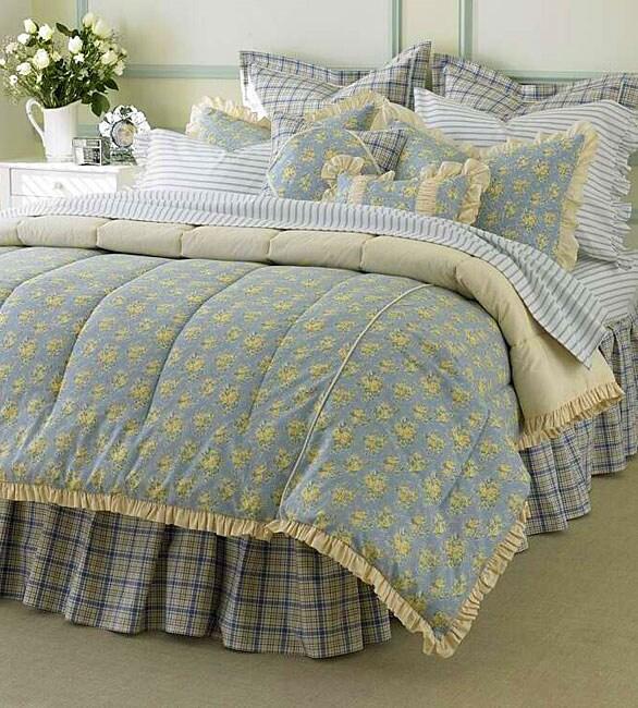 Laura Ashley Gwyneth 4-piece Comforter Set