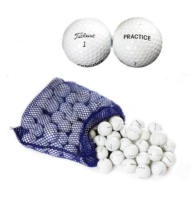 Titleist 100-pack Practice AA ProV1 Golf Balls (Refurbished)