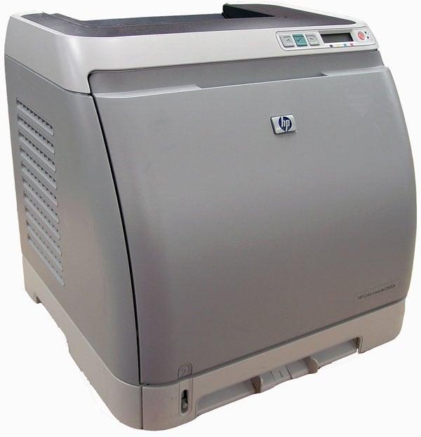 HP 2600n LaserJet Printer (Refurb)