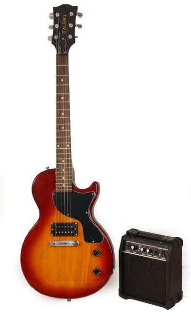 Gibson Baldwin Talent Electric Lp Guitar Free Shipping