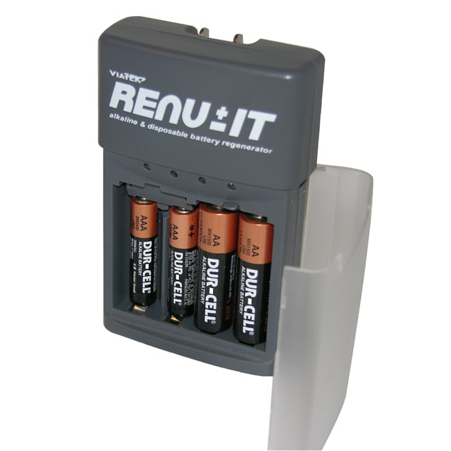 Renuit Disposable Battery Renewal Charger