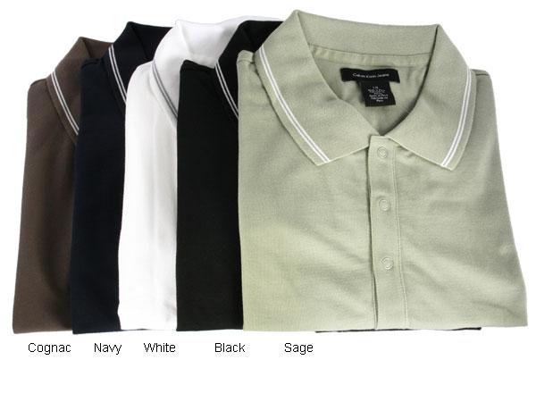 Calvin Klein Men's Polo Shirt