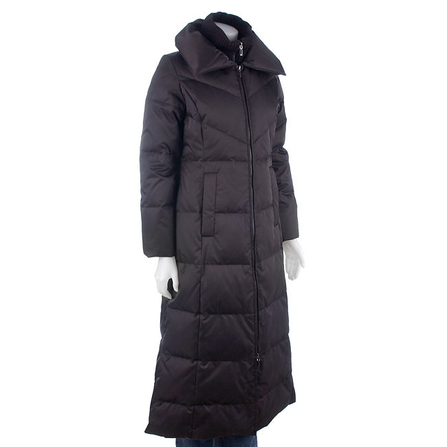 Anne Klein Full Length Down Coat Free Shipping Today