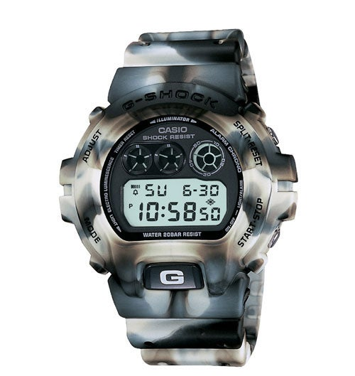 Casio G-Shock Basic Camo Men's Watch