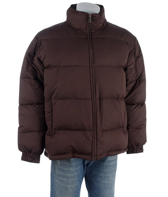 Sean John Men&39s Down Bubble Coat - Free Shipping Today - Overstock
