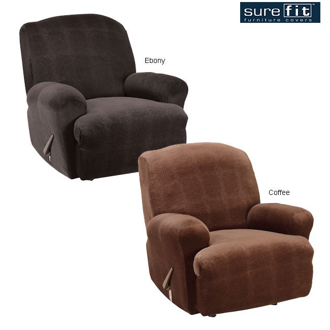 Sure Fit Stretch Animal Print Recliner Slipcover