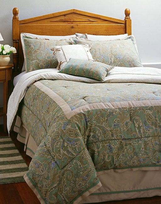 Spring Valley 4-piece Comforter Set (Full)