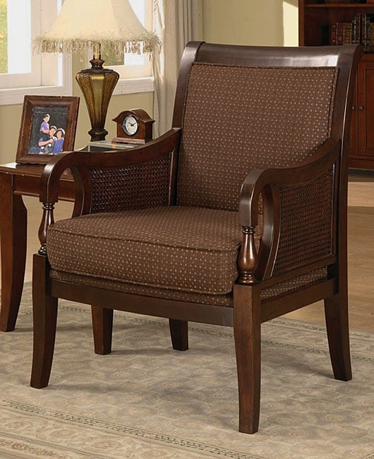 Confection Cane Accent Chair Free Shipping Today