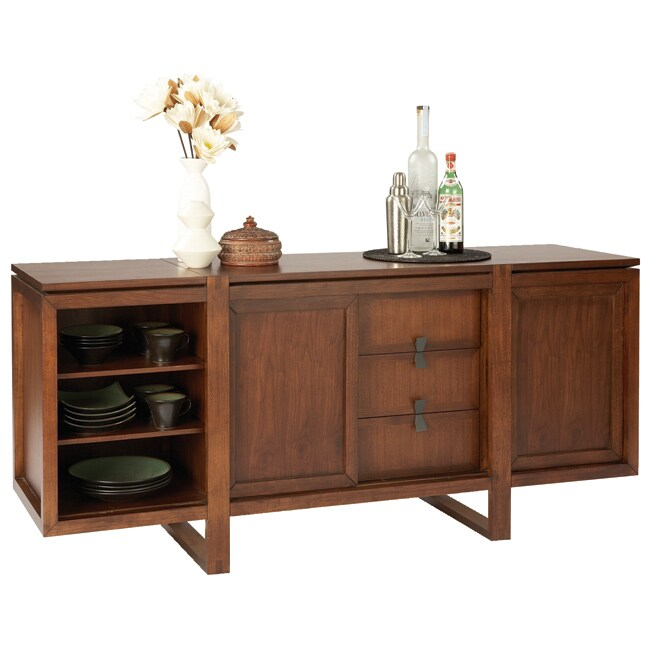 Wood Elevation For Buffet : Elevation buffet free shipping today overstock