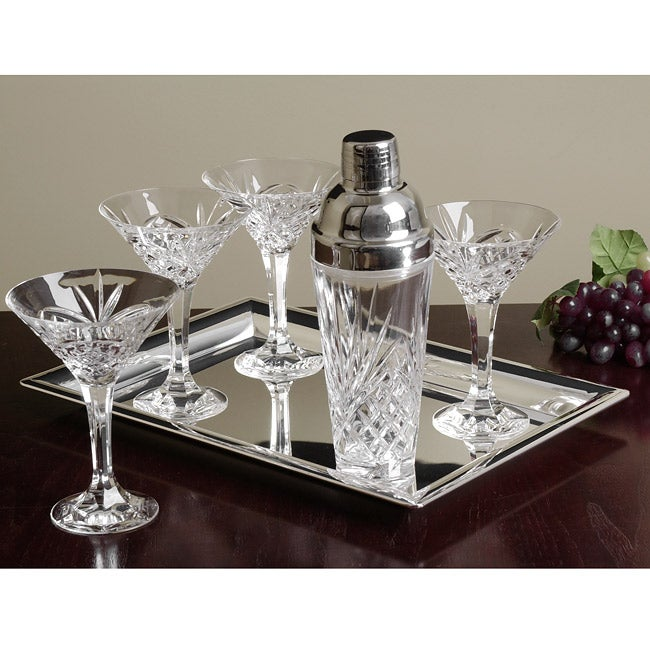 Godinger Dublin Martini Set