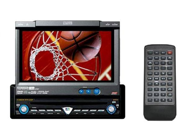 Jensen/ Phase Linear In-dash Multimedia Player