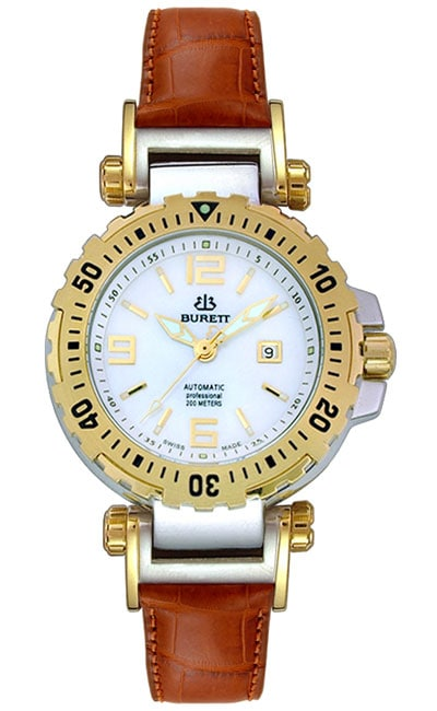 Burett Women's Automatic Watch - Thumbnail 0