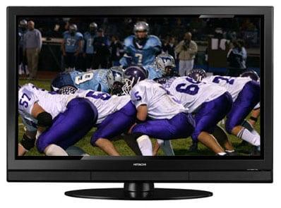 Hitachi 1080p 42-inch Plasma HDTV (Refurbished)