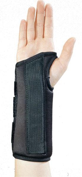 Bell-horn Composite Wrist Brace