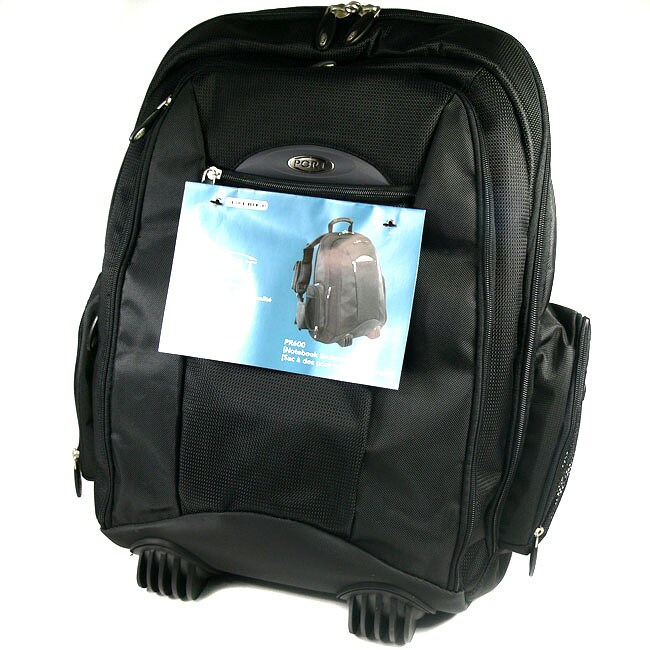 b2433239a0bd Targus Port 3.1 Notebook Carrying BackPack PR600 Ballistic Nylon Black