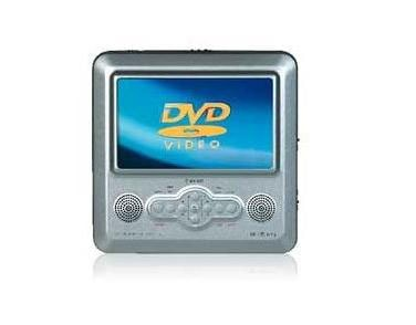 Axion 3.6-inch 16-3912 Personal DVD Player (Refurbished)