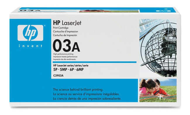 HP LJ 5P/MP/6P/6MP BLACK TONER