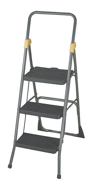 Commercial Three Step Step Stool Free Shipping Today