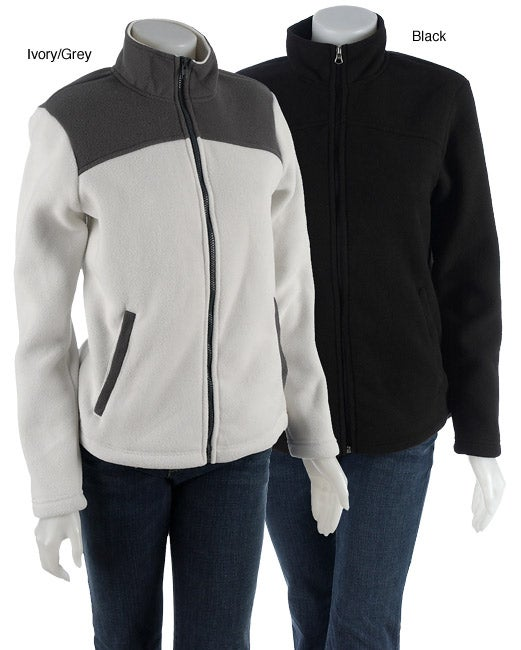 1a56a074 Shop Urban Frontier Full Zip Polar Fleece Jacket - Free Shipping On Orders  Over $45 - Overstock - 2647729