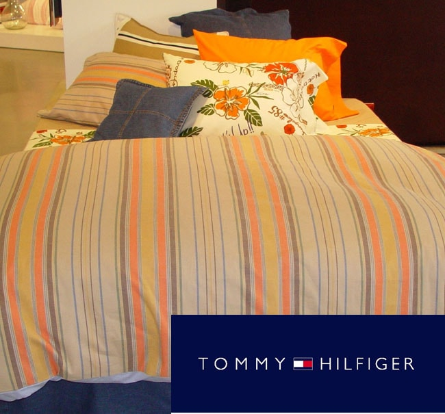 ad0bbaae8 Shop Tommy Hilfiger Huntington Comforter and Shams Set (Twin) - Free ...