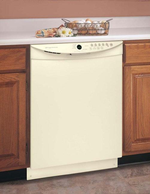 Shop Frigidaire 24 Inch Bisque Built In Dishwasher Free