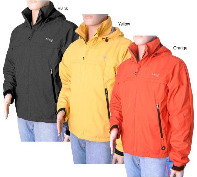 Izod PerformX Water Resistant Soft Shell Coat