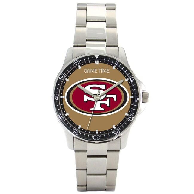 San Francisco 49ers NFL Men's Coach Watch