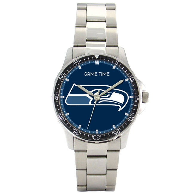 Seattle Seahawks NFL Men's Coach Watch