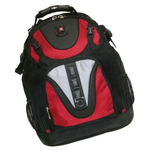 Wenger SwissGear Maxxum Laptop Computer Backpack - Free Shipping ...