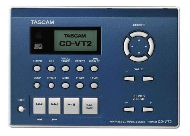 Tascam CDVT2 Vocal Trainer