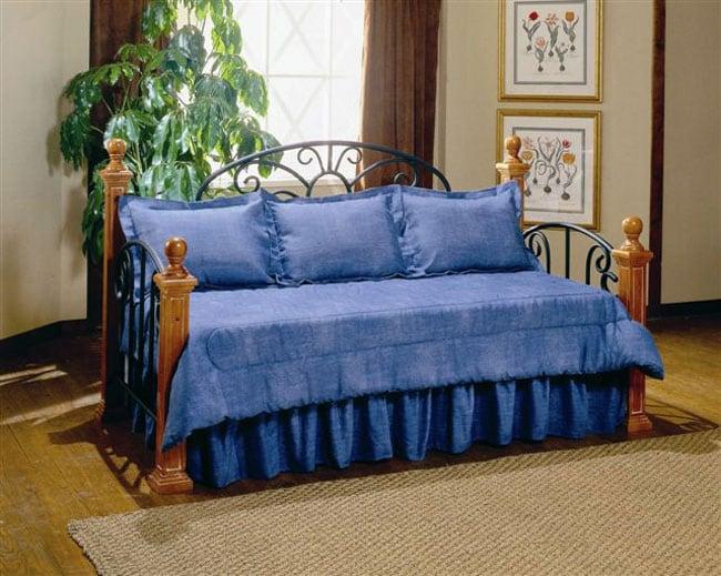 True Denim Daybed 5-piece Comforter Set