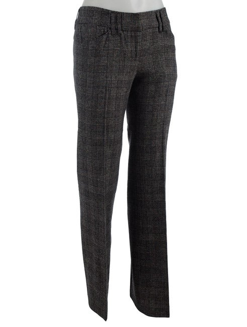 MICHAEL Michael Kors Women's Plaid Pants