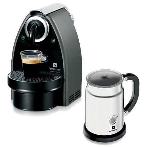 Nespresso Essenza C100 Espresso With Aeroccino