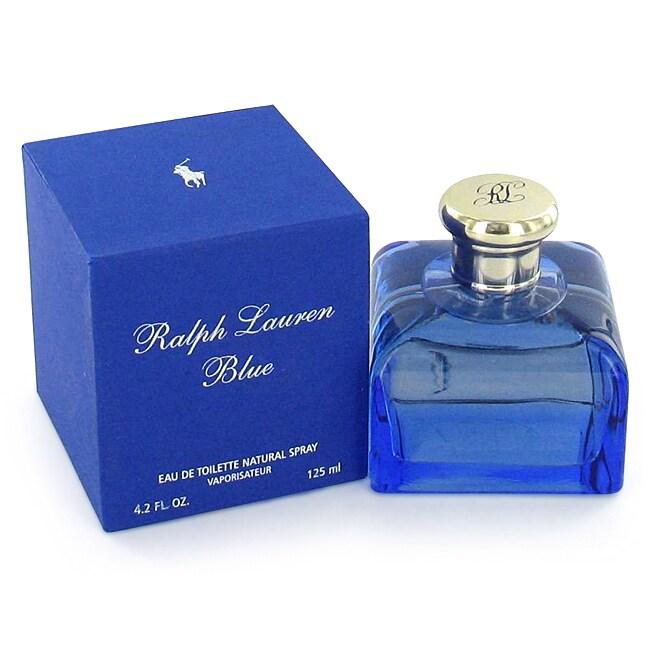 Ralph Lauren Blue Women's 2.5 oz Eau De Toilette Spray, S...
